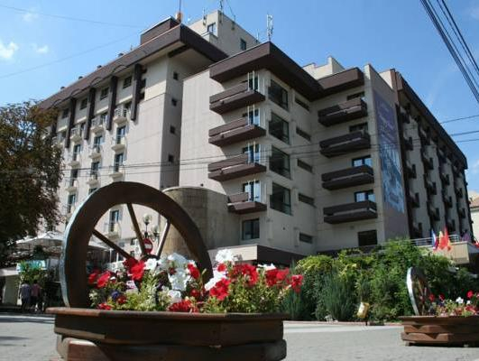 Rapsodia Hotel (Pet-friendly), Botosani