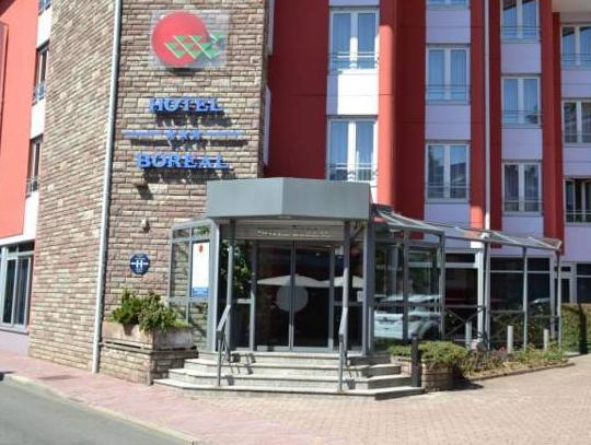 Brit Hotel Belfort Centre - Le Boreal, Territoire de Belfort