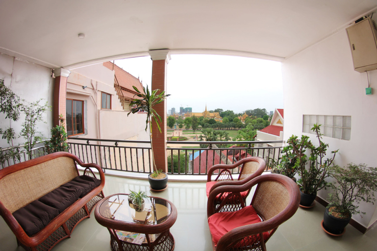 RS guesthouse, Ruessei Kaev