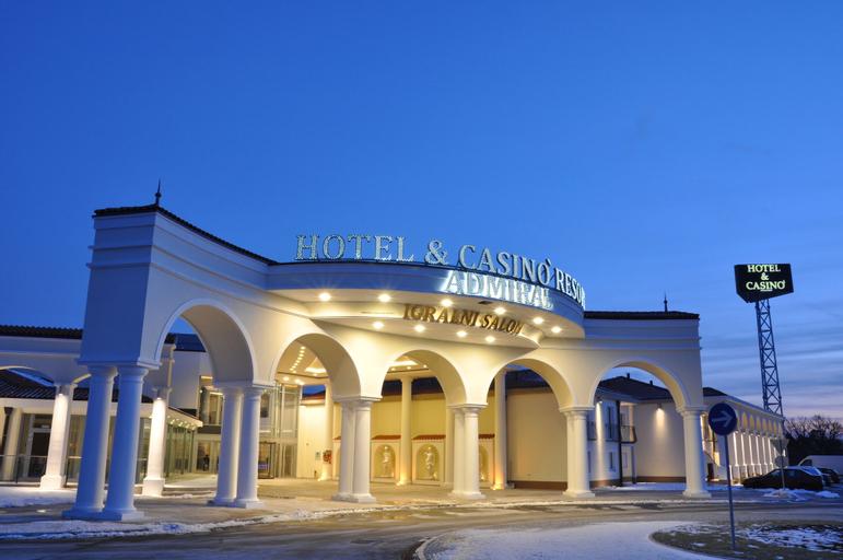 Hotel & Casinò Resort Admiral, Hrpelje-Kozina