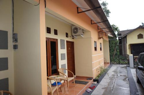 QQ Guesthouse, Sleman