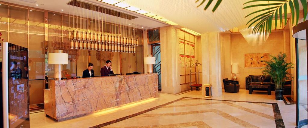 Hirizon Service Residence, Changzhou