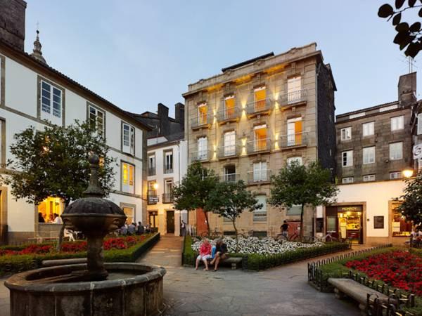 Hotel Montes, A Coruña