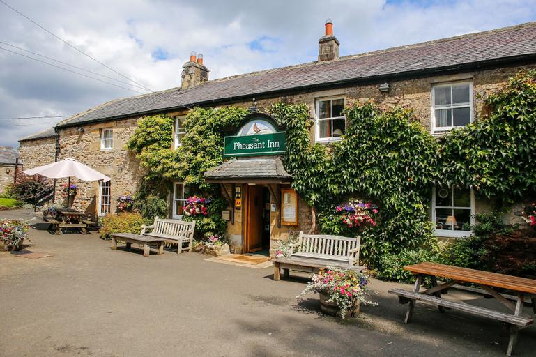 The Pheasant Inn, Northumberland