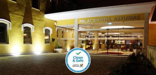 Palace Hotel Asturias & Spa, Castro Daire