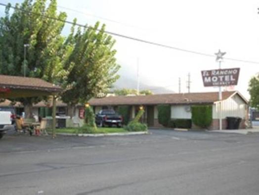 El Rancho Motel, Inyo