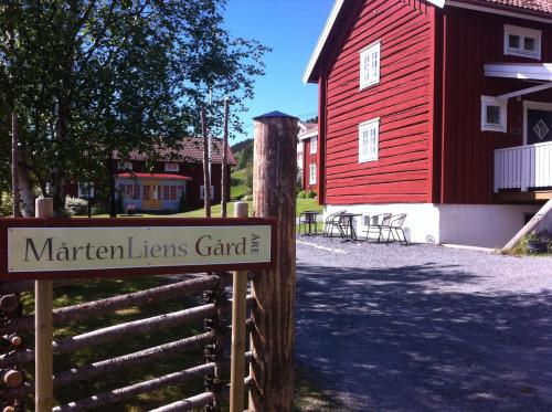 MartenLiens Gard, Åre
