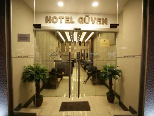 Hotel Guven, Merkez