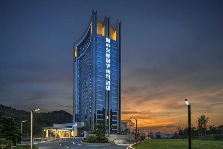 Galaxy Minyoun Langzhong Tianfu Hotel, Nanchong