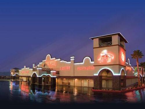 Saddle West Hotel Casino, Nye