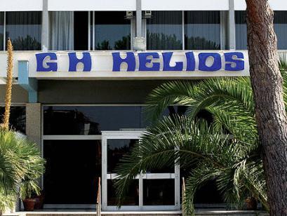 Grand Hotel Helios, Viterbo