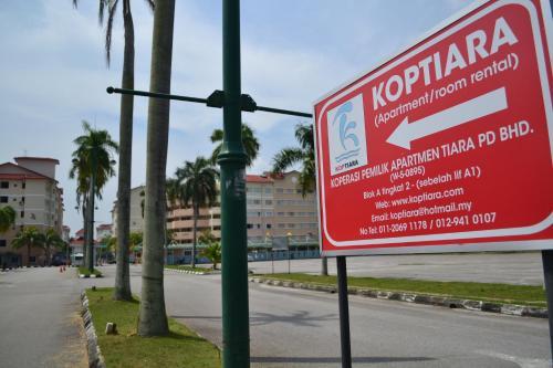 KOPTIARA - PD Tiara Bay Apartment, Port Dickson