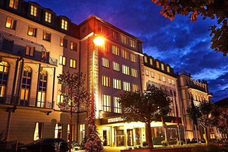 Steigenberger Hotel Bad Homburg, Hochtaunuskreis