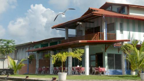 Casa Congo - Rayo Verde - Restaurante, Portobelo