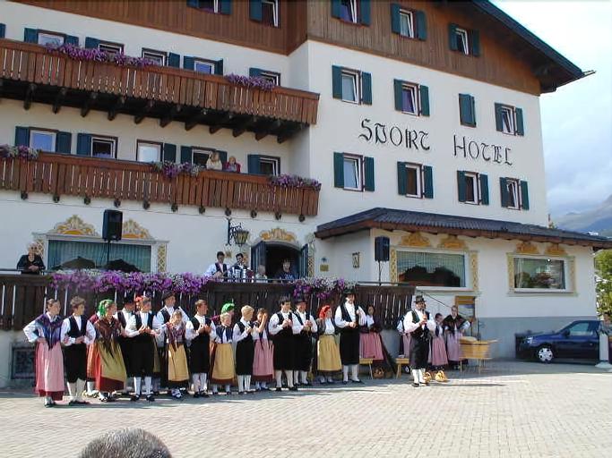 Sport Hotel, Belluno