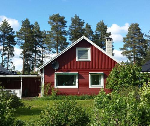 Villa Tall, Älvsbyn