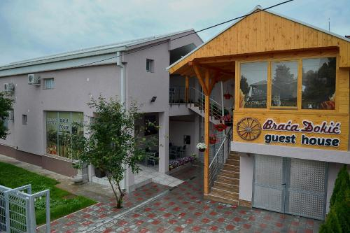 Guesthouse Đokic, Leskovac
