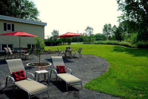 Hotel-Auberge Objectif Sante, Champlain