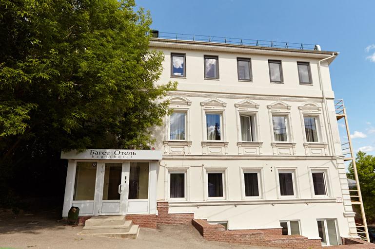 Baget Hotel, Nizhniy Novgorod gorsovet