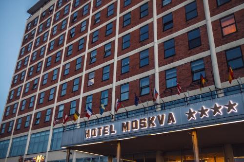 Interhotel Moskva, Zlín