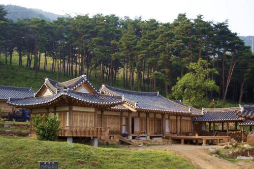 Korean Traditional House - Chungnokdang, Boseong