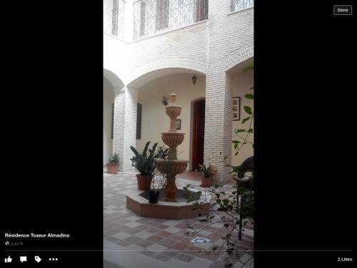 Residence Tozeur Almadina, Tozeur