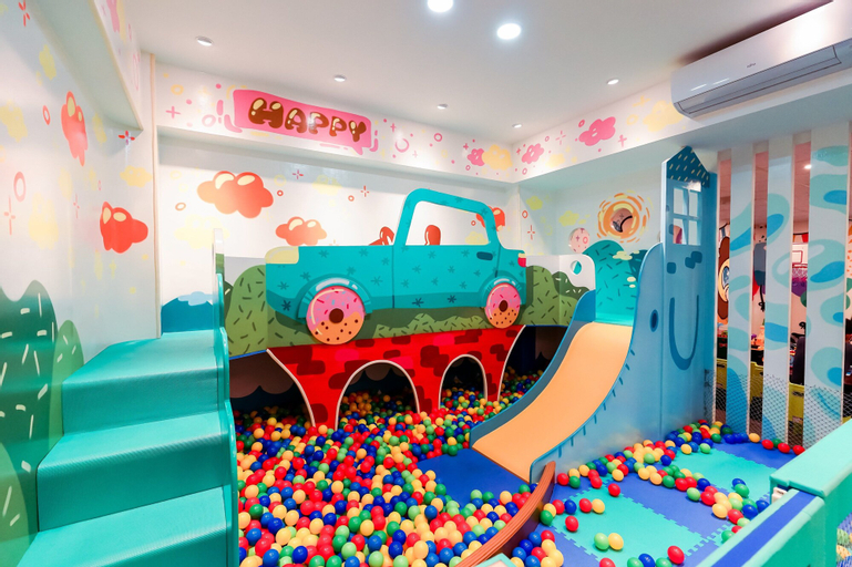 Jiutiandou Parent-Child House, Tainan