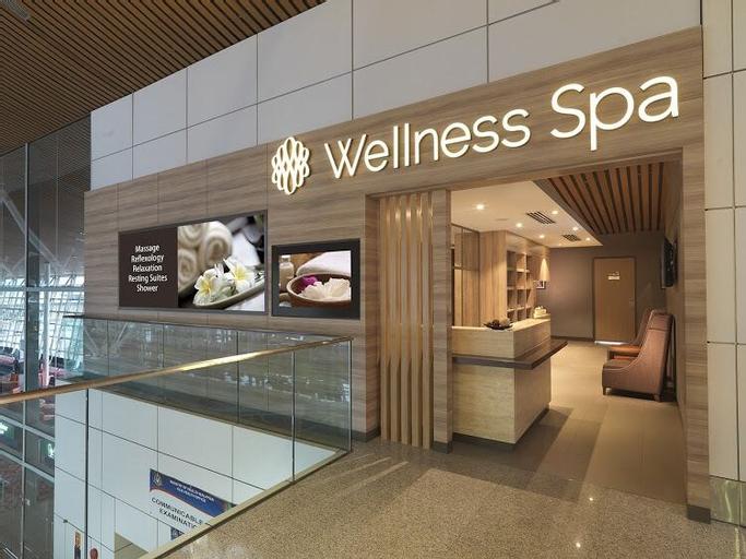 Plaza Premium Lounge (International Departure-KLIA2) - Wellness Spa/Lounge, Kuala Lumpur
