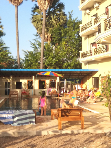 Blue Diamond Guesthouse, Svay Pao