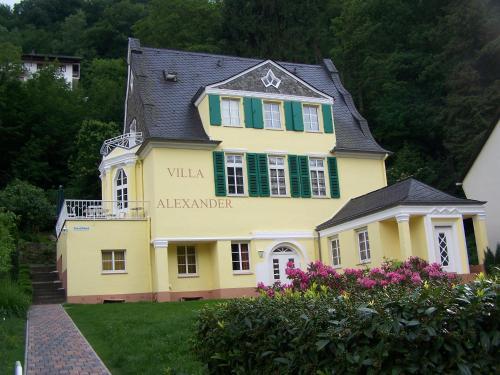 Pension Garni Villa Alexander, Rhein-Lahn-Kreis