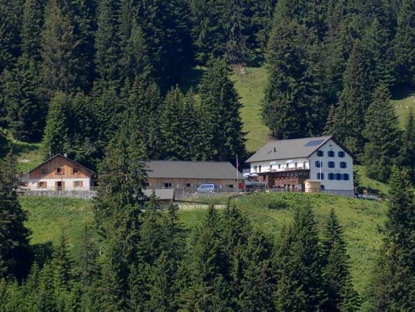 Berggasthaus Sucka,