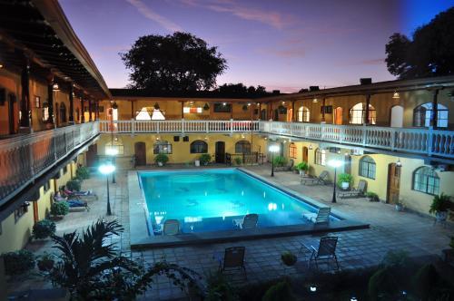 Hotel Cordoba, Granada