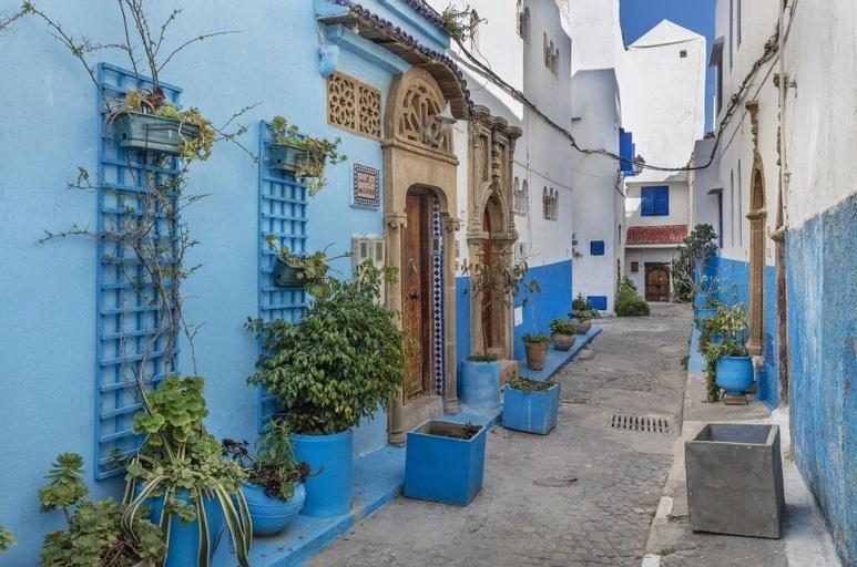 Riad El Idrissi, Rabat