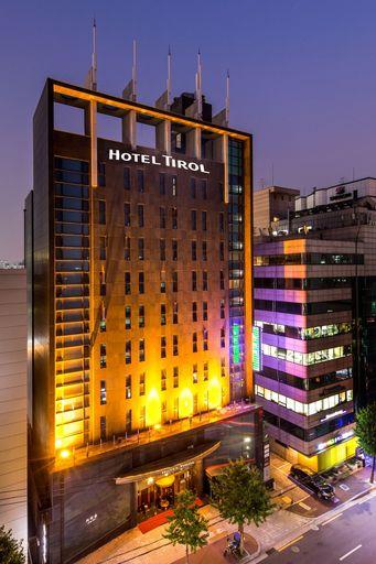 Hotel Tirol, Yongsan