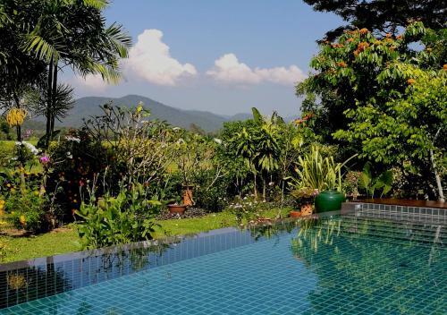 Villa Albizia in Chiang Mai, Doi Saket