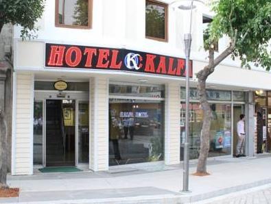 Kalfa Hotel, Merkez