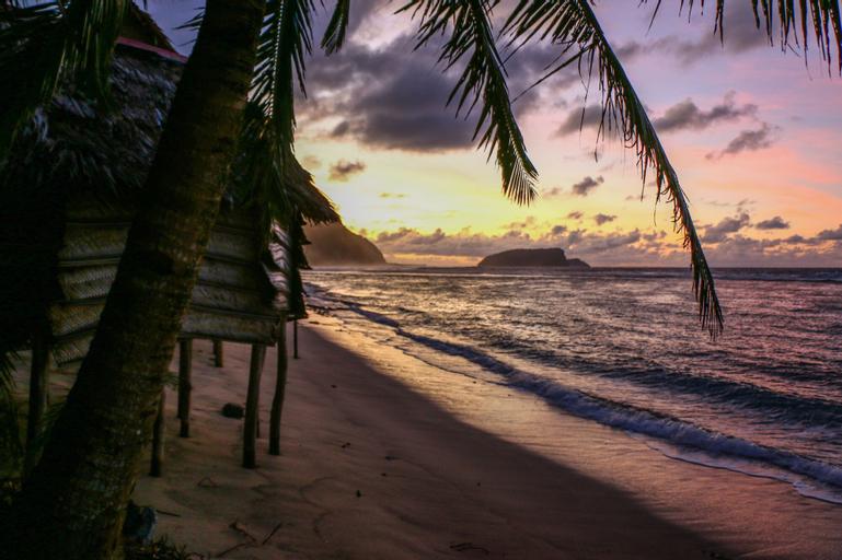 Faofao Beach Fales, Lepa