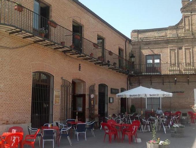 Posada Plaza Mayor de Alaejos, Valladolid