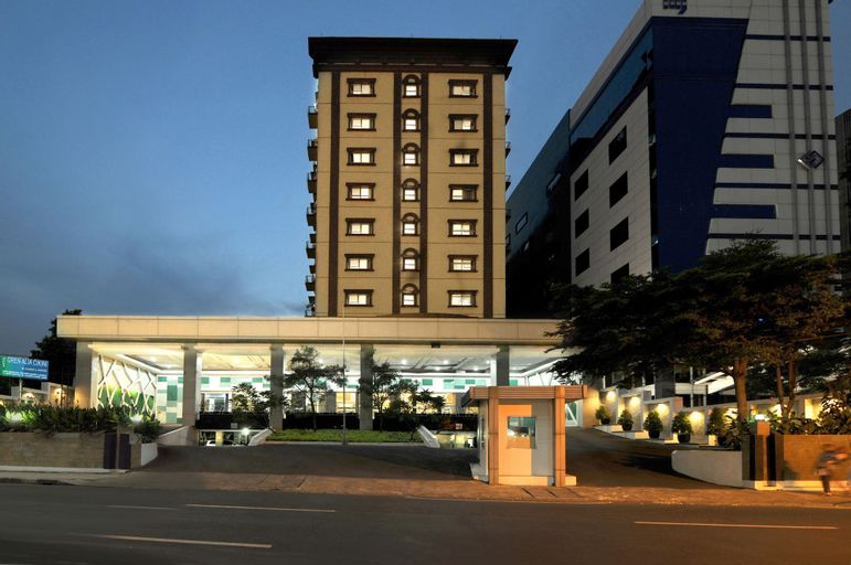 Hotel Gren Alia Cikini Jakarta, Jakarta Pusat