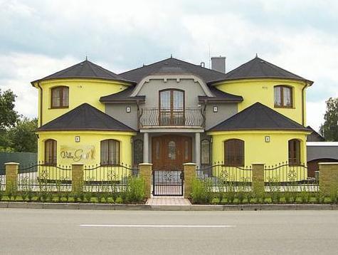 Villa Golf, Zvolen
