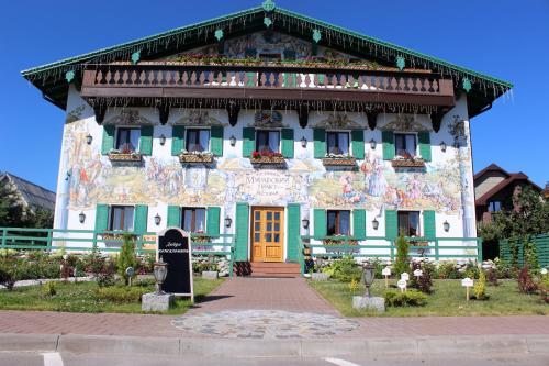 Hotel Muravskiy Trakt, Yakovlevskiy rayon
