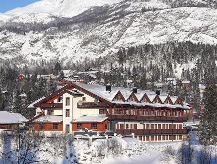 Fanitullen Hotel, Hemsedal