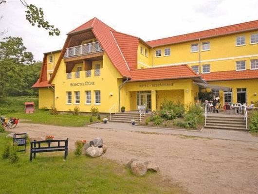 Seehotel Dune, Rostock