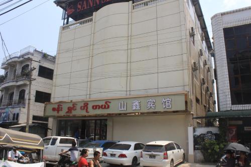 Sann Shwin Hotel, Lasho