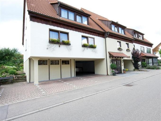 Hotel Reinhardtshof Garni, Esslingen