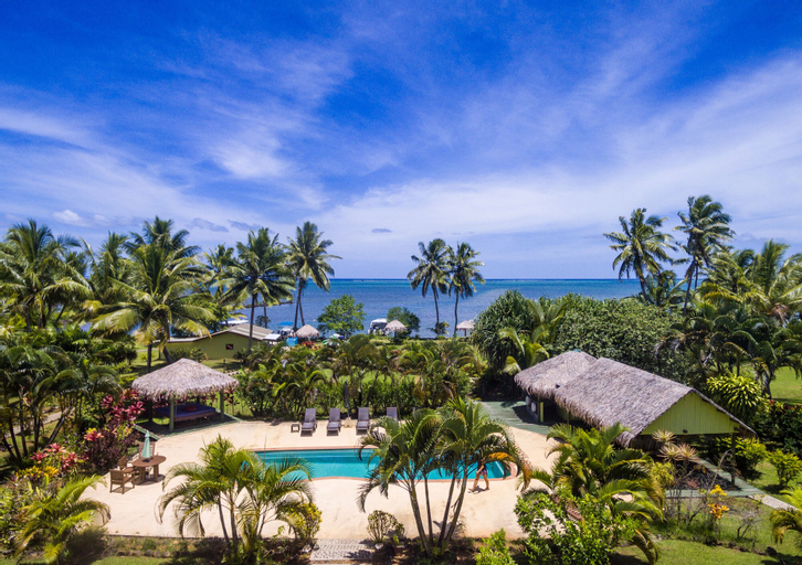 Waidroka Bay Resort, Serua