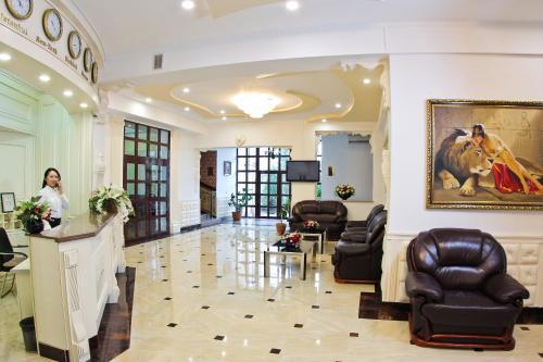 Grand Hotel, Biškek