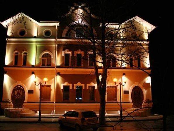 Hotel Muskat, Khersons'ka
