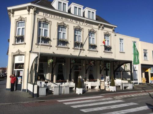 Hotel de Blauwe Vogel, Bergen op Zoom