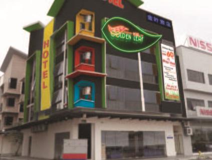 Golden Leaf Boutique Hotel, Johor Bahru
